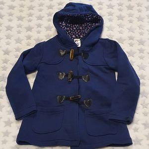 Size 4 H+T blue jacket